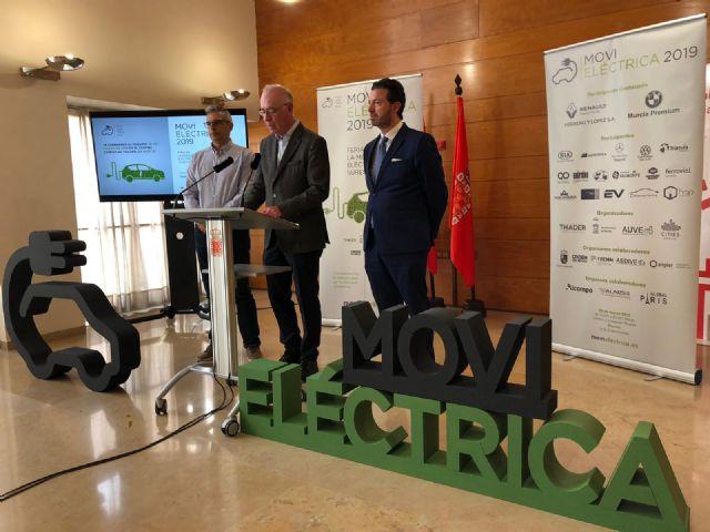 La movilidad eléctrica se da cita el próximo sábado en Murcia - 1, Foto 1