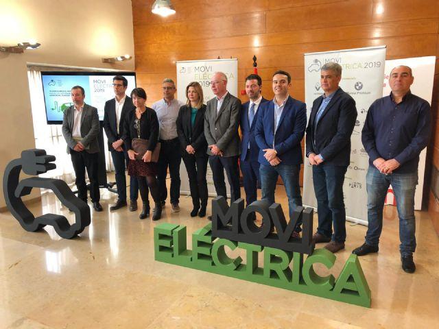 La movilidad eléctrica se da cita el próximo sábado en Murcia - 2, Foto 2