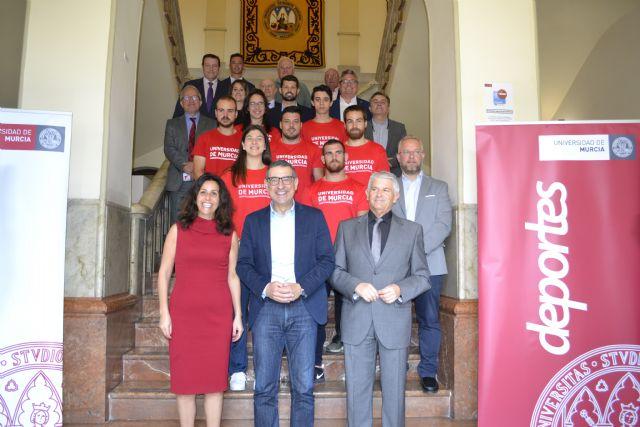 Más de 800 estudiantes de 58 universidades participarán en los campeonatos nacionales que organiza la Universidad de Murcia - 1, Foto 1
