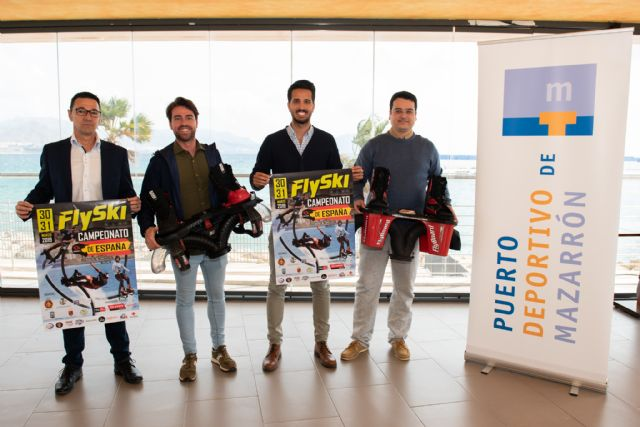 Puerto de Mazarrón acoge este fin de semana el Campeonato de España de Flysky - 1, Foto 1