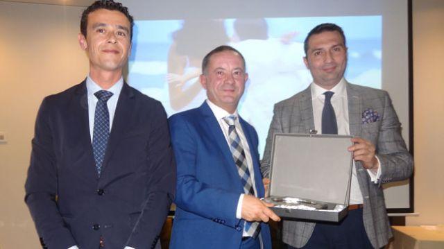 Jesús Arias, galardonado con el Premio al Ingeniero del Año - 1, Foto 1