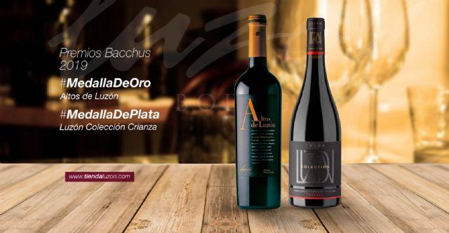 Los vinos de Bodegas Luzón consiguen los galardones internacionales más prestigiosos, Foto 1