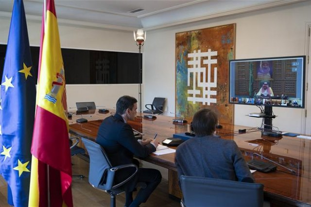 Sánchez pide una coordinación global sin precedentes para afrontar los efectos del COVID1 - 2, Foto 2