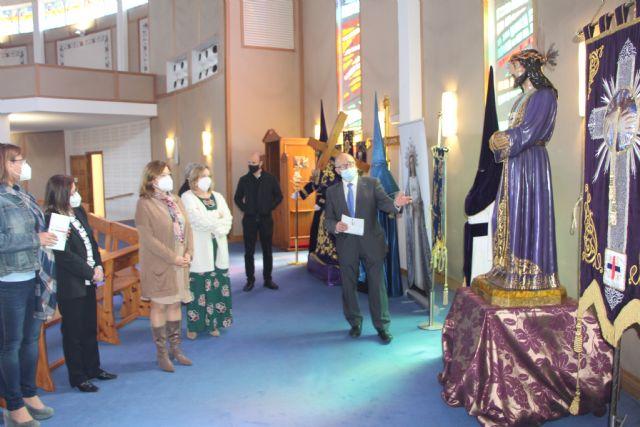 La Iglesia de la Santísima Trinidad acoge una exposición para conmemorar una Semana Santa diferente - 4, Foto 4