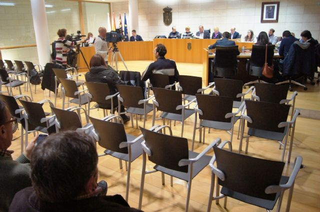 The plenary will discuss the initial approval of the Organic Regulations Municipal Council of Totana, Foto 1