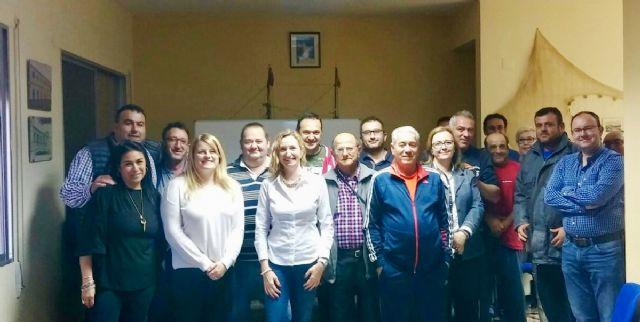 Galpemur presenta en Mazarrón su proyecto para impulsar con fondos europeos el sector pesquero - 1, Foto 1