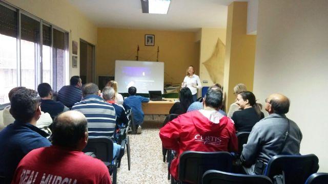 Galpemur presenta en Mazarrón su proyecto para impulsar con fondos europeos el sector pesquero, Foto 2