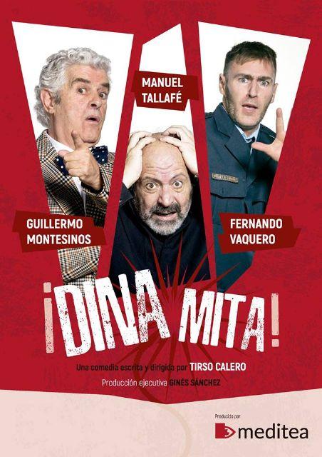 Dinamita - La explosiva comedia en Torre-Pacheco - 1, Foto 1