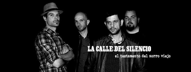 "PADISITO thanks the musical group ""La Calle del Silencio"" to allocate part of the sale of their latest album to this association"