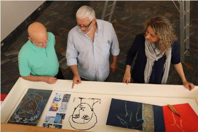 El Museo del Teatro Romano de Cartagena acoge una exposición inspirada en los poemas de Catulo - 1, Foto 1