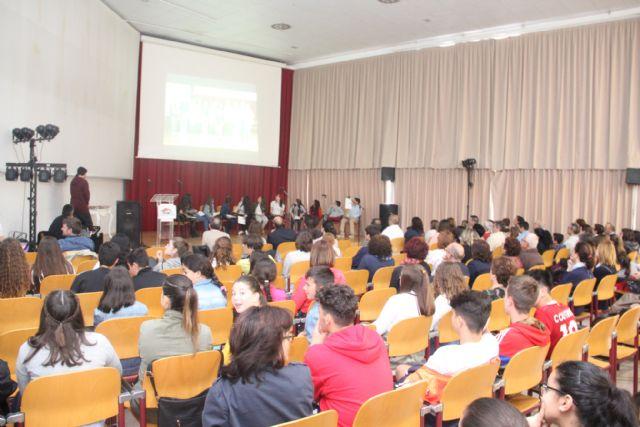 200 jóvenes participan en el Certamen Literario Memorial Juan Pérez - 1, Foto 1