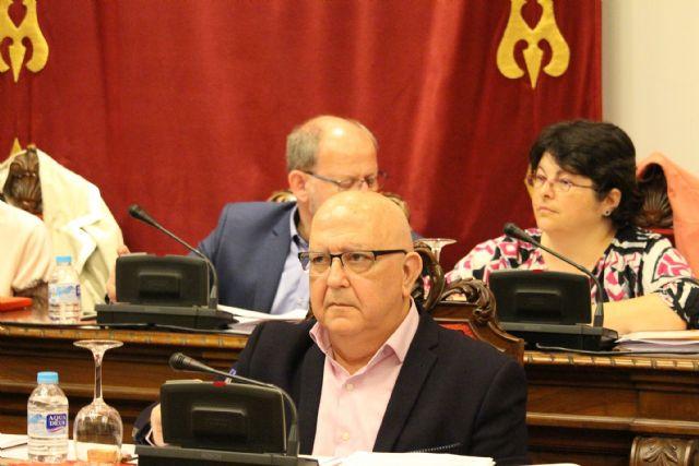 Ciudadanos recrimina a PSOE y PODEMOS su rechazo para crear un plan contra la ocupación ilegal y violenta en Cartagena - 1, Foto 1