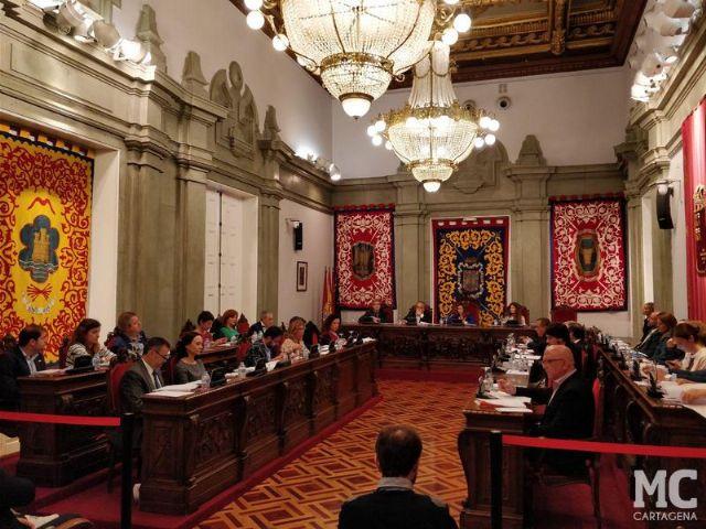 MC Cartagena promueve la restauración de la participación y la transparencia en la Mesa de Contratación - 1, Foto 1