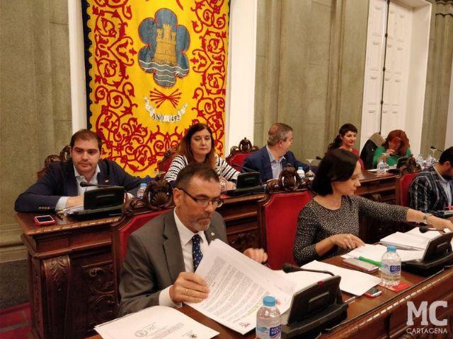 MC Cartagena promueve la restauración de la participación y la transparencia en la Mesa de Contratación - 2, Foto 2