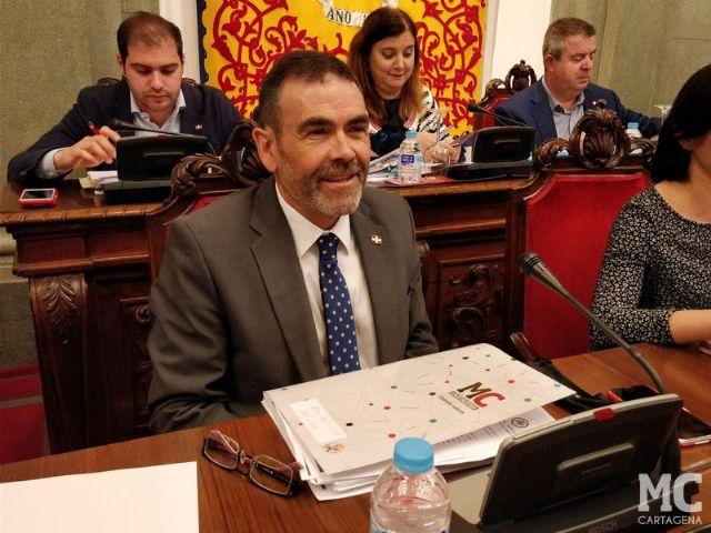 MC Cartagena promueve la restauración de la participación y la transparencia en la Mesa de Contratación - 3, Foto 3