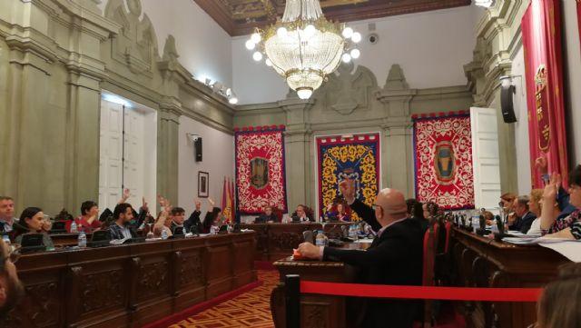 CTSSP consigue que salgan adelante varias mociones importantes para los vecinos/as del municipio - 1, Foto 1