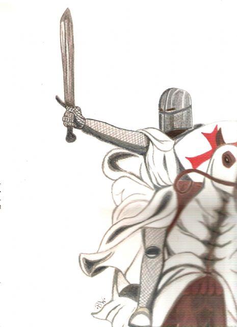 Pintores murcianos de élite se darán cita en el Centro Penitenciario Murcia II a propósito de las Jornadas Culturales Templario Jumillanas - 1, Foto 1