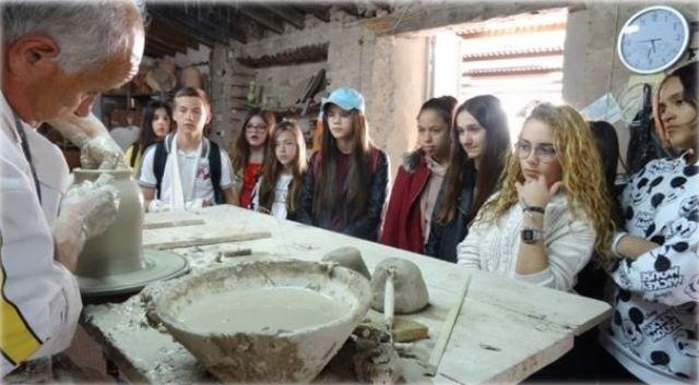 French students visited the IES Prado Mayor in a school exchange program, Foto 2