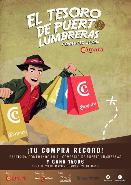 La Cámara de Comercio pone en marcha la Compra contrarreloj en Puerto Lumbreras - 2, Foto 2