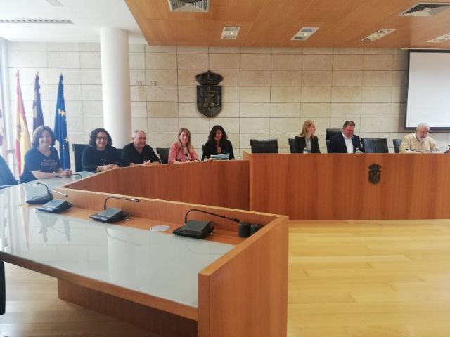 Totana hosts the Governing Board and the Plenary Session of the Sierra Espuña Tourist Association, in which the programming of the ECOS 2019 Festival was discussed, among other matters