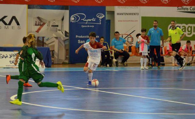 La selección murciana benjamin, a semifinales del Nacional en San Javier - 1, Foto 1