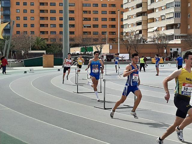 Gran comienzo de la Liga de primera división para el UCAM Atletismo Cartagena - 1, Foto 1