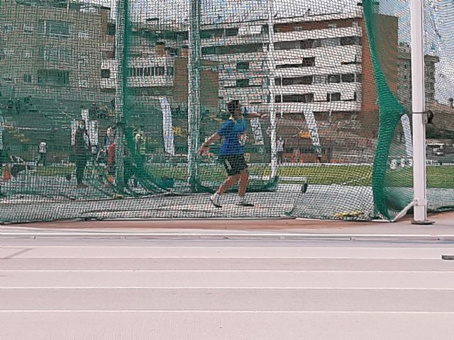 Gran comienzo de la Liga de primera división para el UCAM Atletismo Cartagena - 2, Foto 2