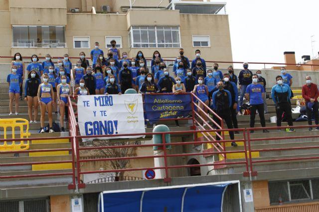 Gran comienzo de la Liga de primera división para el UCAM Atletismo Cartagena - 3, Foto 3