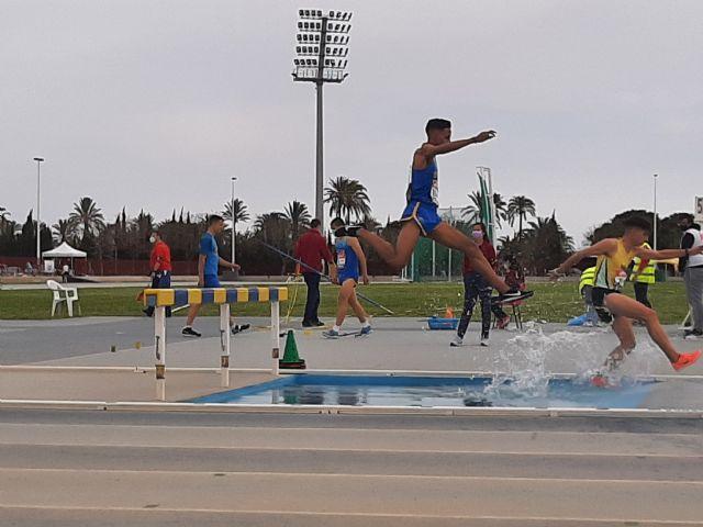 Gran comienzo de la Liga de primera división para el UCAM Atletismo Cartagena - 4, Foto 4