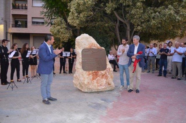 Derriban el monolito en homenaje a los vecinos de Mula deportados y asesinados en Mauthausen - 1, Foto 1