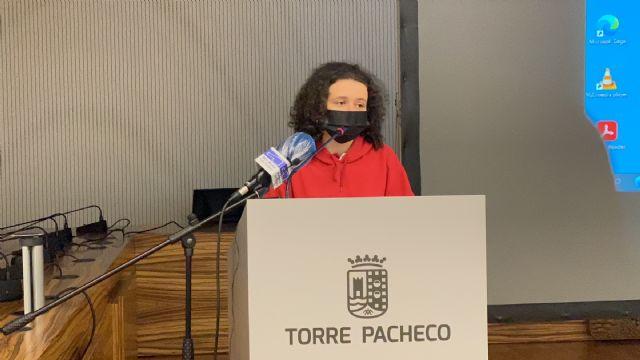 El alcalde recibe a las mejores oradoras de España - 3, Foto 3
