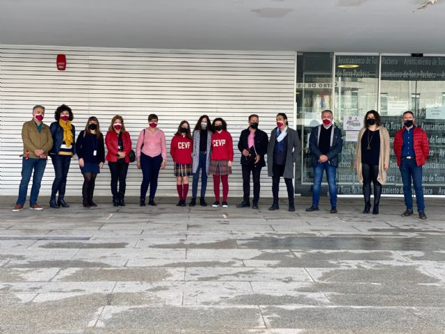 El alcalde recibe a las mejores oradoras de España - 4, Foto 4