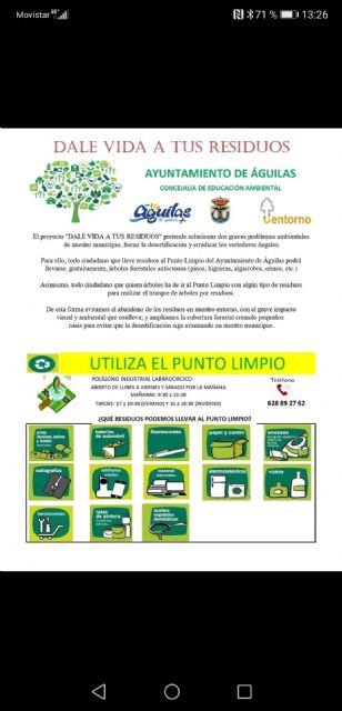 El edil de Limpieza pide a los ciudadanos y comercios que colaboren para tener un pueblo cuidado y limpio - 2, Foto 2