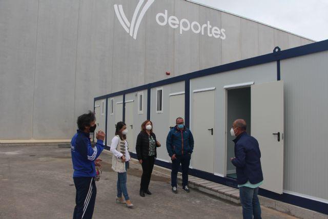 Deportes amplía sus instalaciones con nuevos vestuarios - 2, Foto 2