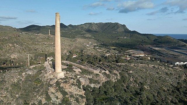 El Ayuntamiento de La Unión presenta un proyecto para convertir a Portmán en destino turístico cultural y sostenible de referencia - 1, Foto 1