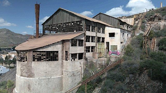 El Ayuntamiento de La Unión presenta un proyecto para convertir a Portmán en destino turístico cultural y sostenible de referencia - 2, Foto 2