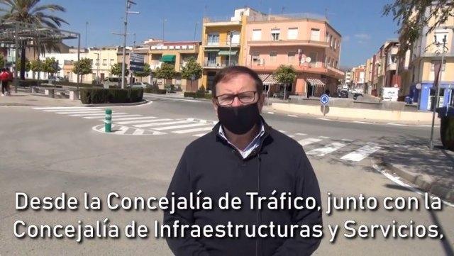 Intervenciones para mejorar la seguridad vial en Totana