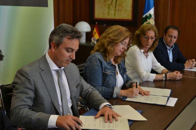 La Fundación CajaMurcia destina 3.000 euros a  la Universidad Popular de San Pedro - 1, Foto 1