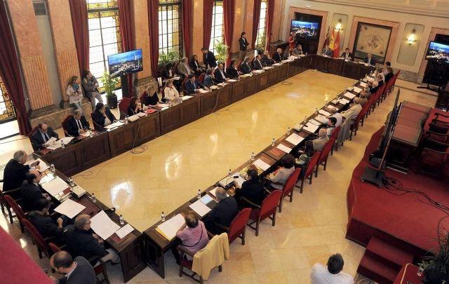 HUERMUR recrimina al alcalde el entorpecer la solicitud para ingresar en el Consejo Social de la Ciudad de Murcia - 1, Foto 1