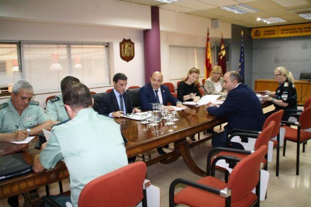 Pascual Lucas: Hay que buscar la excelencia en materia de seguridad para Cieza - 1, Foto 1