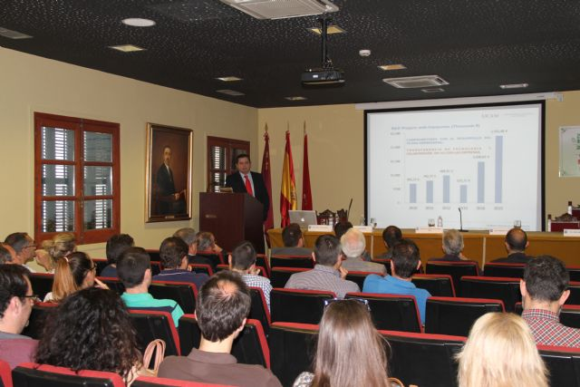 La UCAM presentará sus estudios en La Real Academia de Medicina y Cirugía de Murcia - 1, Foto 1