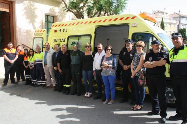 Protección Civil reconvierte el vehículo de la antigua ambulancia en una nueva unidad de mando para la gestión de los servicios de emergencias que presta esta agrupación local en este municipio
