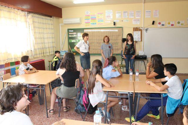 El Colegio Micaela Sanz, elegido para participar en el Programa nacional Rutas científicas, artísticas y literarias que se celebrará en Parla - 1, Foto 1