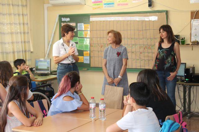 El Colegio Micaela Sanz, elegido para participar en el Programa nacional Rutas científicas, artísticas y literarias que se celebrará en Parla - 2, Foto 2