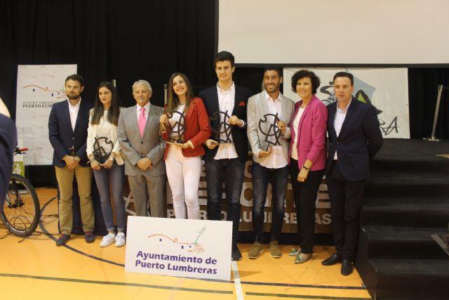 Puerto Lumbreras premia a los mejores deportistas del año - 2, Foto 2