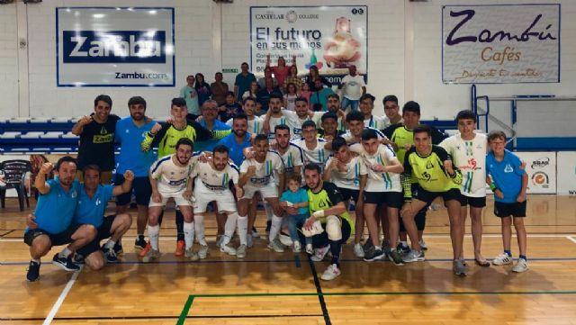 Zambú CFS Pinatar pone el broche de oro a una temporada histórica venciendo a Ciudad de Toledo (4-3) - 1, Foto 1