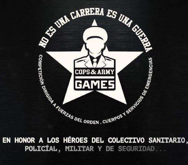 Cops & Army Games, rinde homenaje a las Fuerzas Armadas, Cuerpos de Seguridad y sanitarios - 1, Foto 1