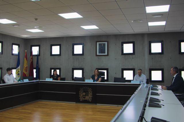 Todos los grupos políticos de la Corporación Municipal suscriben el plan Reactivemos San Pedro - 1, Foto 1