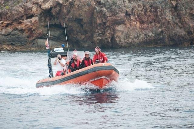 [El Pleno reconocerá públicamente al vecino de Totana que salvó la vida a dos personas en el naufragio de una patera frente a la playa de Percheles