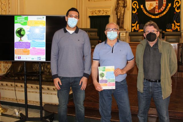 El Ayuntamiento programa charlas, reciclaje, un taller de cajas nido y una ruta de plogging para celebrar el Día del Medio Ambiente - 2, Foto 2
